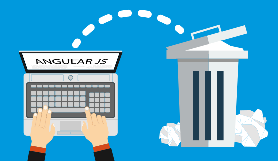 Why we ditched Angular JS